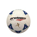 PROTEAM Bola Soccer Size 5 [Kick Off] - Blue/Green - Bola Sepak / Soccer Ball